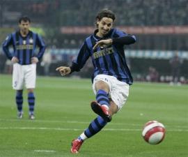 Zlatan penalty-shot