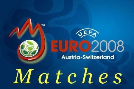 Euro 2008 Matches & Results