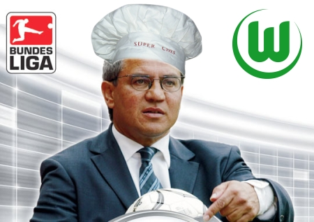 Felix Magath super chef