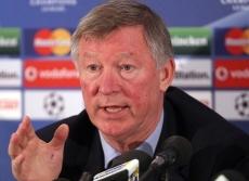 Sir Alex Ferguson, age 66