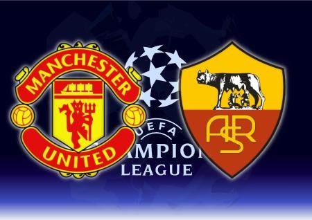 Prediksi Skor Manchester United vs AS Roma 27 Juli 2014 International Champions Cup