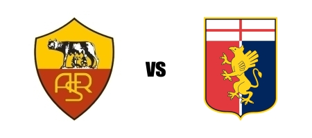 Roma vs. Genoa (Serie A)