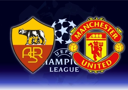 Roma vs. Manchester United (UEFA Champions League)