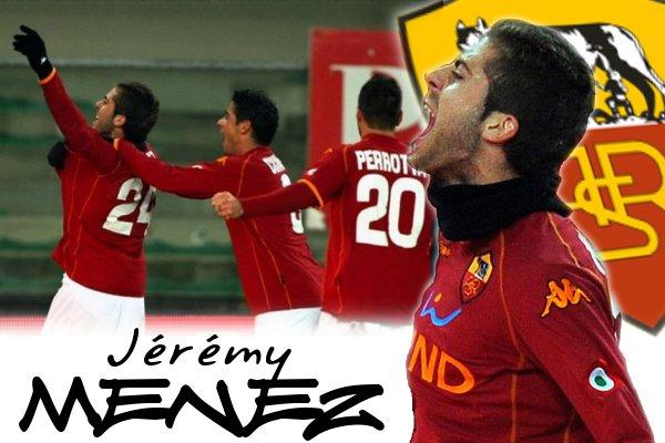 Jérémy Menez, Age 21, AS Roma