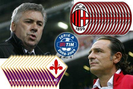 AC Milan vs. Fiorentina