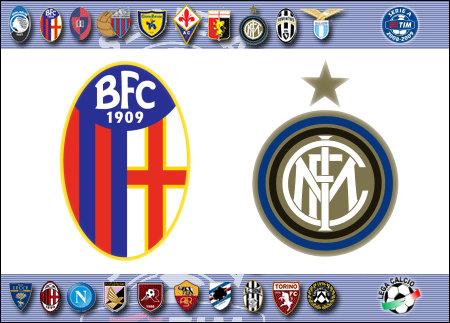 Serie A 2008-09 - Bologna vs. Inter Milan