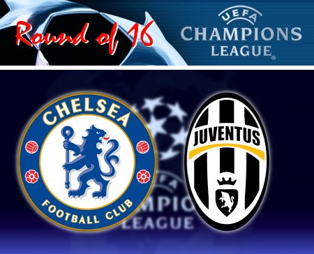 UEFA Champions League 2008-09 - Chelsea vs. Juventus