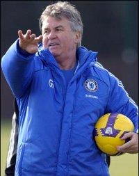Guus Hiddink, Chelsea manager