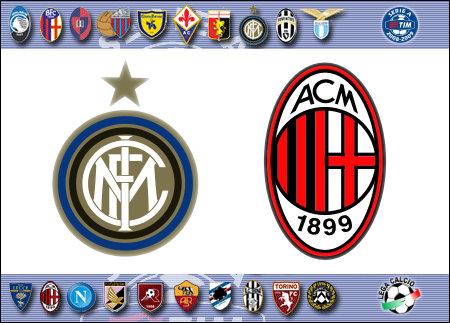 Serie A 2008-09 - Inter Milan vs. AC Milan
