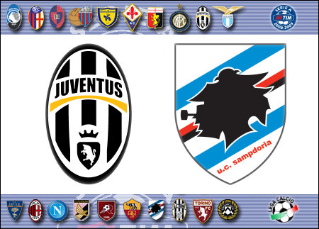 Serie A 2008-09 - Juventus vs. Sampdoria
