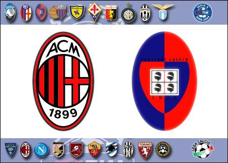 Serie A 2008-09 - Milan vs. Cagliari