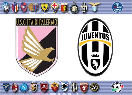 Serie A 2008-09 - Palermo vs. Juventus