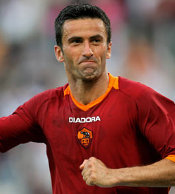 Christian Panucci, AS Roma