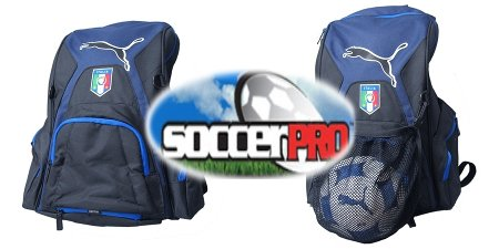 SoccerPro Puma Italia Backpack