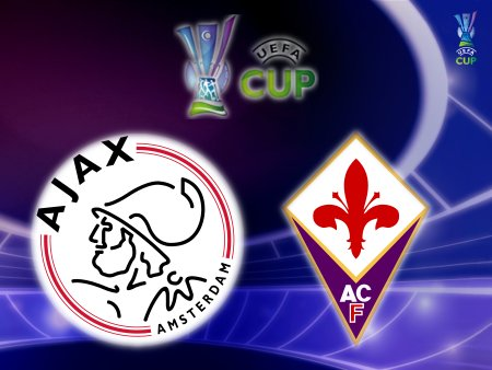 UEFA Cup 2008-09 - Ajax vs. Fiorentina