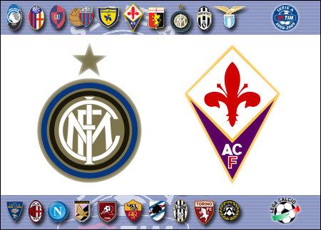 Serie A 2008-09 - Inter vs. Fiorentina
