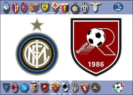 Serie A 2008-09 - Inter vs. Reggina