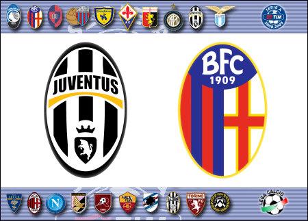 Serie A 2008-09 - Juventus vs. Bologna