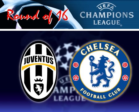 UEFA Champions League 2008-09 - Juventus vs. Chelsea