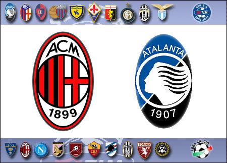 Serie A: AC Milan vs. Atalanta