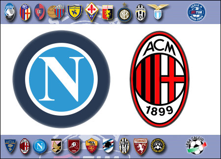 Serie A 2008-09 - Napoli vs. Milan