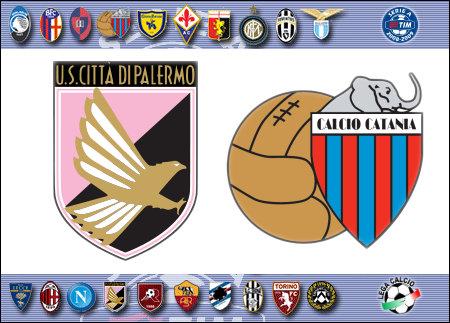 Serie A 2008-09 - Palermo vs. Catania