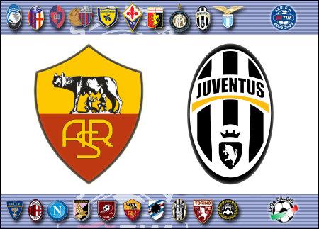 Serie A 2008-09 - Roma vs. Juventus