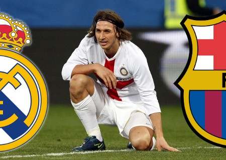 Could Zlatan Ibrahimovic leave the Nerazzurri? Barcelona and Real Madrid are on the prowl...