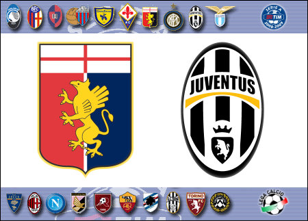 Serie A 2008-09 - Genoa vs. Juventus
