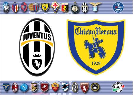 Serie A 2008-09 - Juventus vs. Chievo