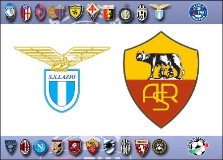 Serie A 2008-09 - Lazio vs. Roma