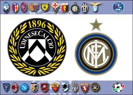 Serie A 2008-09 - Udinese vs. Inter Milan