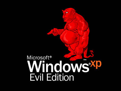 MS Windows Evil Edition