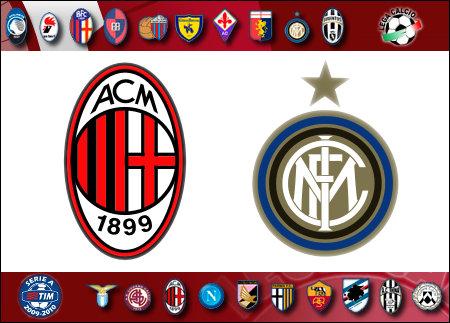 Serie A 2009-10 - AC Milan vs. Inter Milan